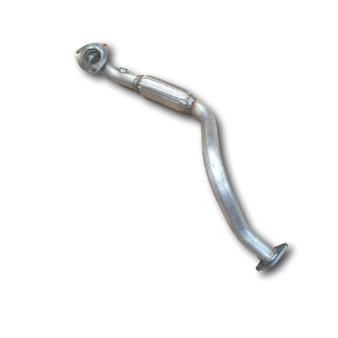 Full view of 2004-2008 Chevrolet Aveo Automatic 1.6L 4-Cylinder Exhaust Flex Pipe