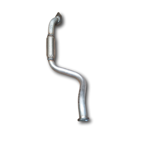 Top view of 2004-2008 Chevrolet Aveo Automatic 1.6L 4-Cylinder Exhaust Flex Pipe