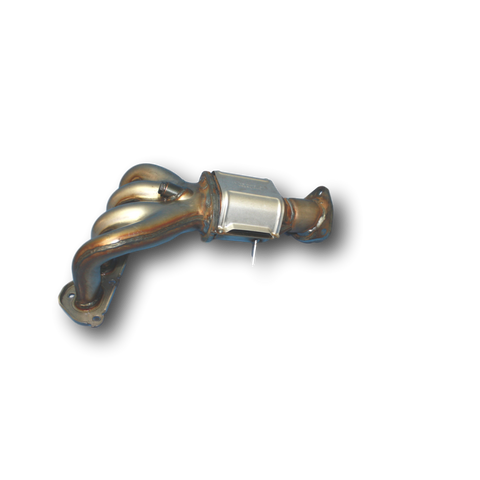 Side view of 2009-2011 Chevrolet Aveo5 1.6L Bank 1 Catalytic Converter