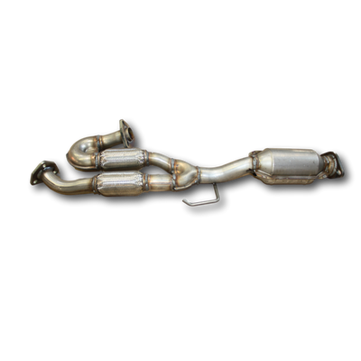 Nissan Altima 2002-2006 Flex and Catalytic Converter 3.5L V6