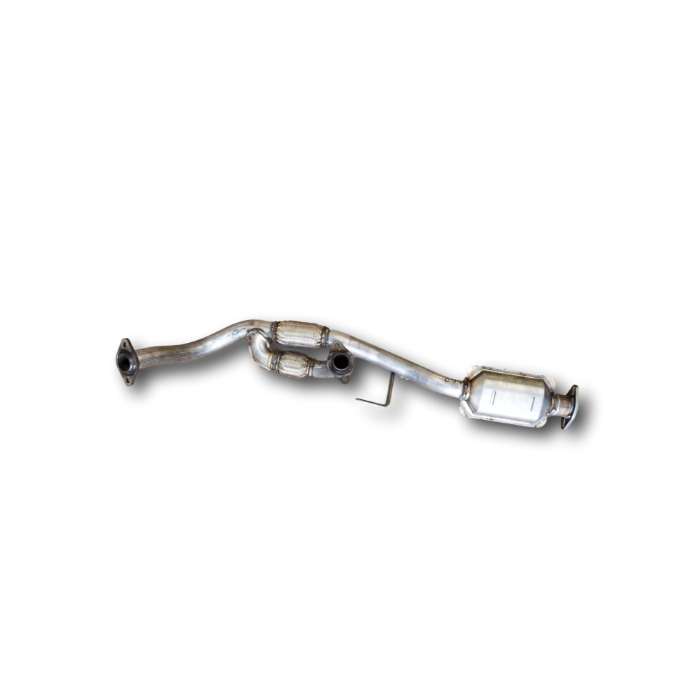 1996 Lexus Es300 Exhaust System Best 2018 1999 Rx300 Wiring Diagram 1997 1998 3 0l Ler Resonator