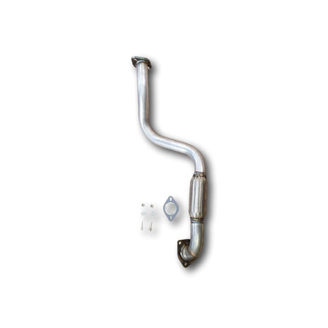 Top view of 2004-2008 Chevrolet Aveo 1.6L 4-Cylinder Manual Exhaust Flex Pipe