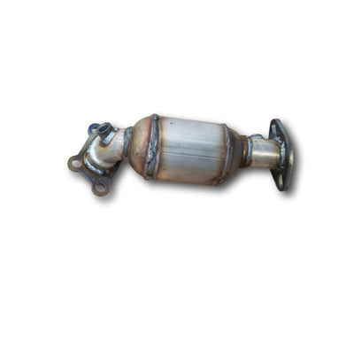 Top view of 2010-2011 Cadillac SRX 3.0L V6 Bank 1 Catalytic Converter