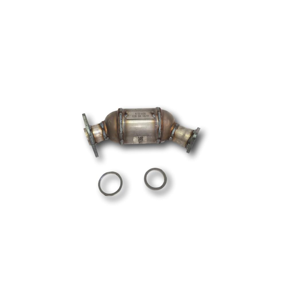 Toyota Highlander 3.0L V6 Catalytic Converter - BANK 2 - Image 1