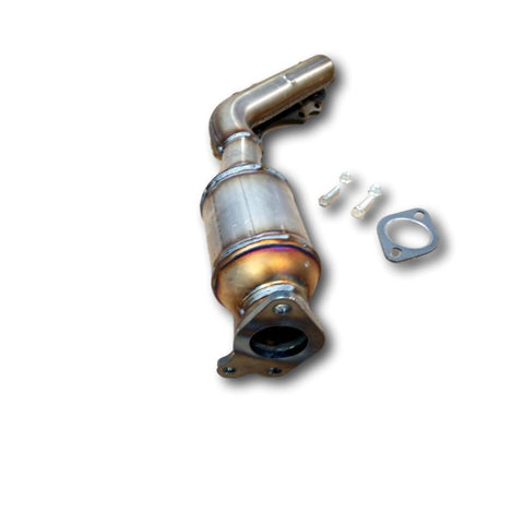 Front view of 2005-2011 Toyota Tacoma 4.0L V6 Catalytic Converter BANK 1