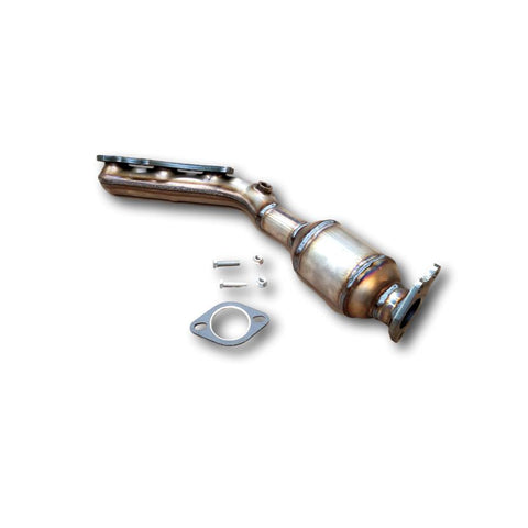 Straight view of 2005-2011 Toyota Tacoma 4.0L V6 Catalytic Converter BANK 1