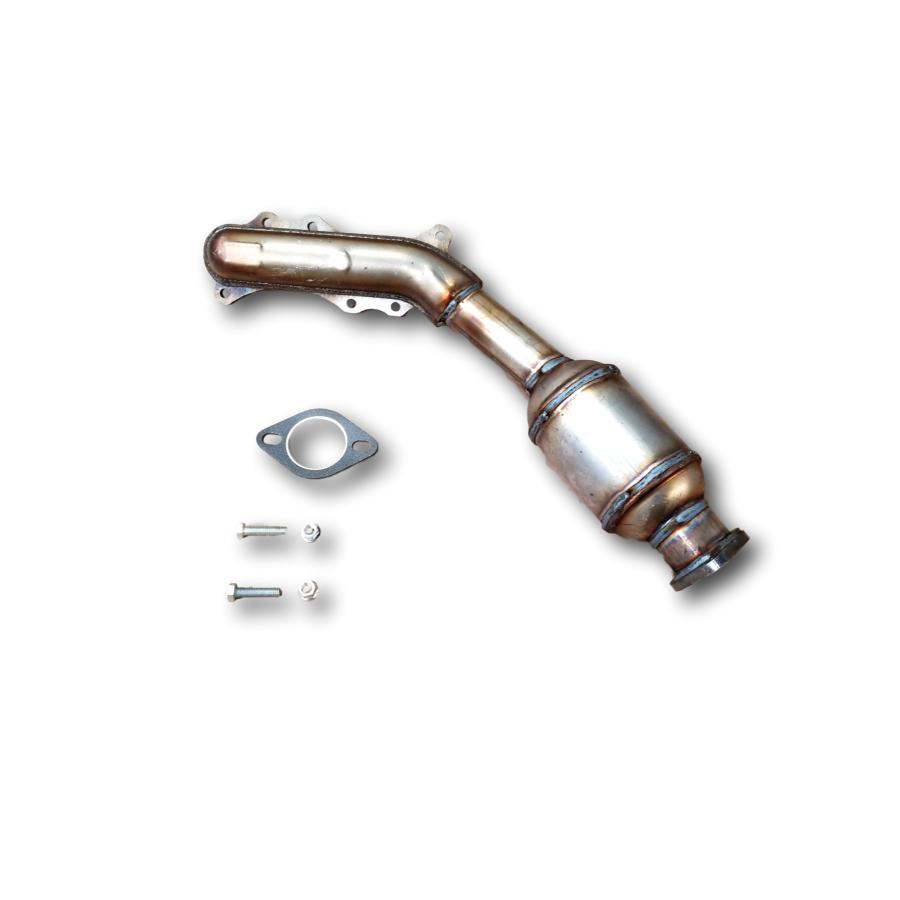 Full view of 2005-2011 Toyota Tacoma 4.0L V6 Catalytic Converter BANK 2