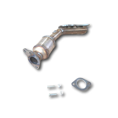 Side view of 2005-2011 Toyota Tacoma 4.0L V6 Catalytic Converter BANK 2