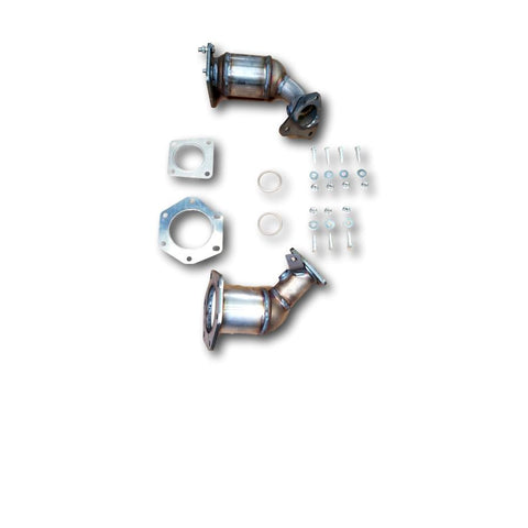 Nissan Murano 2009-2019 BANK 1 and BANK 2 Catalytic Converter set