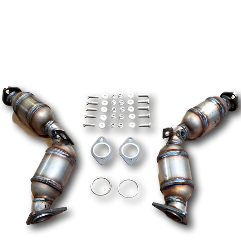 Infiniti EX35 2008-2012 Bank 1 and 2 Catalytic Converter 3.5L V6 PAIR