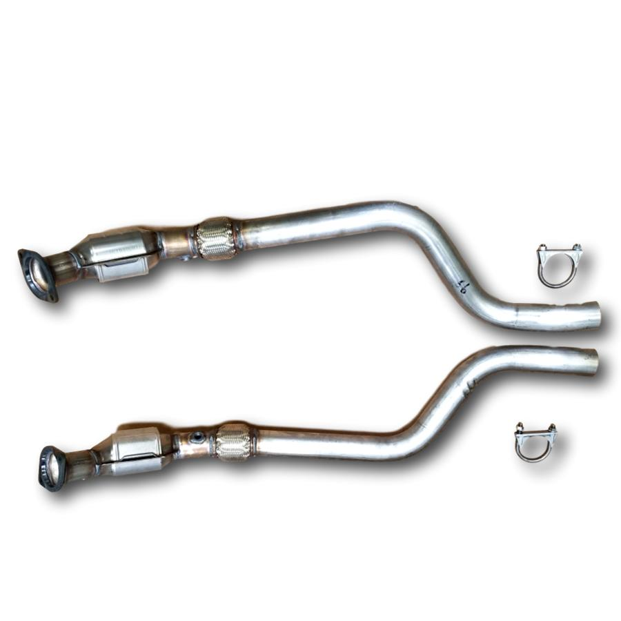 Dodge Magnum 2005-2007 Bank 1 and 2 Catalytic Converter 5.7L RWD PAIR