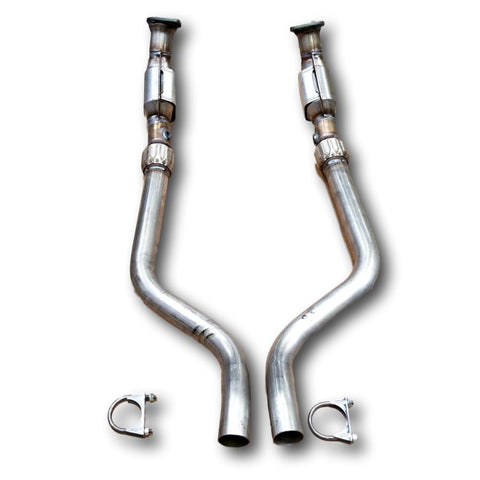 Dodge Charger 2006-2007 Bank 1 & 2 Catalytic Converter 5.7L RWD PAIR