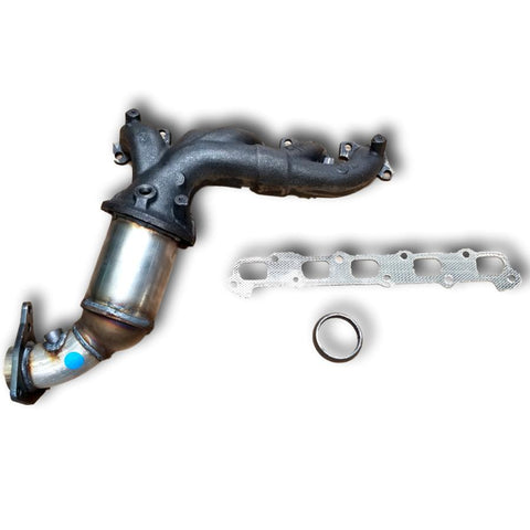 2007-2012 GMC Canyon Bank 1  Front 3.7L 5-Cylinder Catalytic Converter
