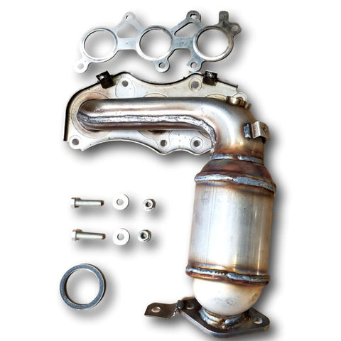 Lexus RX450h 3.5L V6 10-15 BANK 2 Catalytic Converter , RADIATOR SIDE UNIT