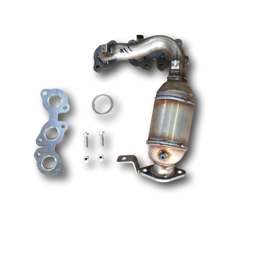 Exhaust Flex Y Pipe Fits Nissan Frontier 1999-2000 3.3L V6
