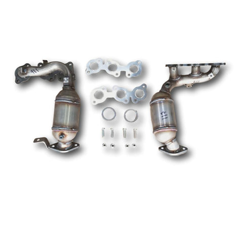 Toyota Sienna 3.3L V6 04-06 Catalytic Converter SET - Bank 1 & 2 FRONT WHEEL DRIVE