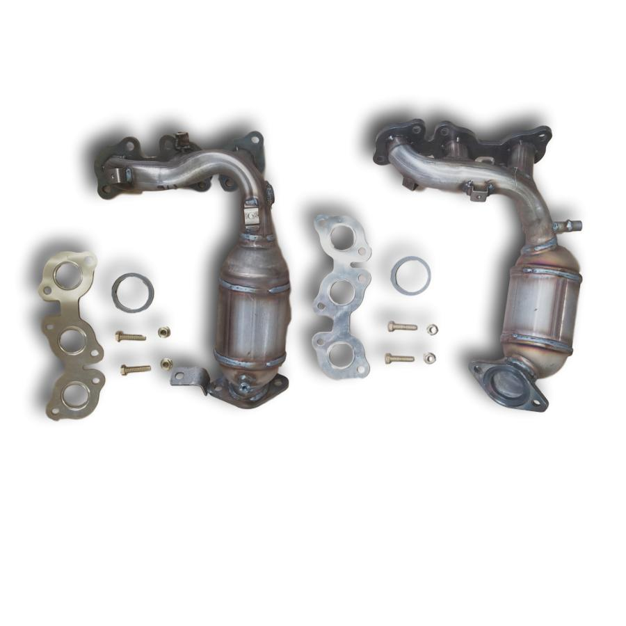 Toyota Sienna 3.3L V6 04-06 AWD Catalytic Converter SET - Bank 1 and Bank 2