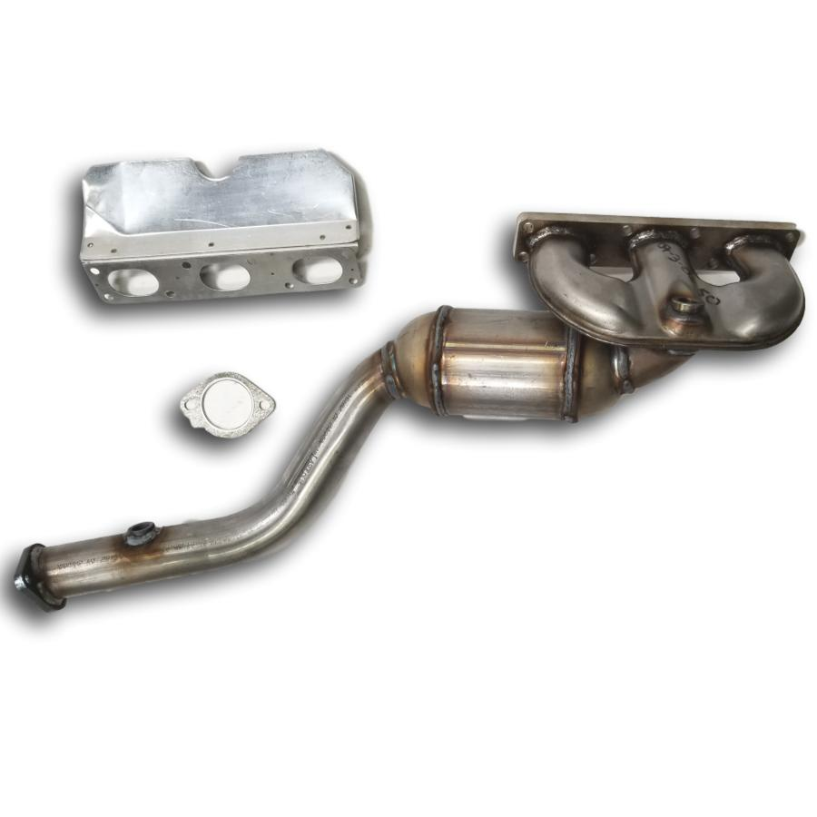 2001-2006 BMW 325Ci 2.5L Catalytic Converter - Front, Bank 1