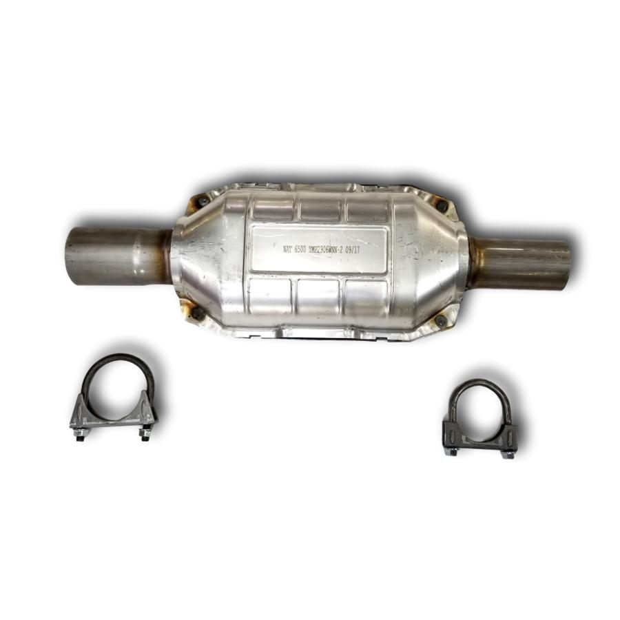 1993 to 1995 Jeep Cherokee 4.0L 6cyl & 2.5L 4cyl Catalytic Converter direct fit