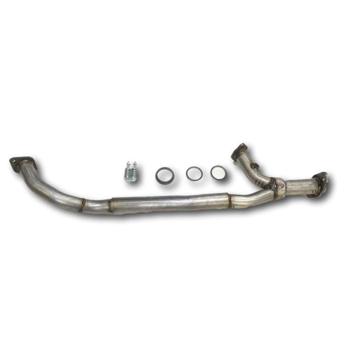 Toyota Sienna 3.5L V6 2007 to 2010 Front Wheel Drive Exhaust Flex Pipe Y-Pipe
