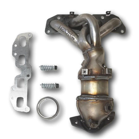 Nissan Sentra SE-R 2002-2006 Bank 1 Catalytic Converter 2.5 4cyl