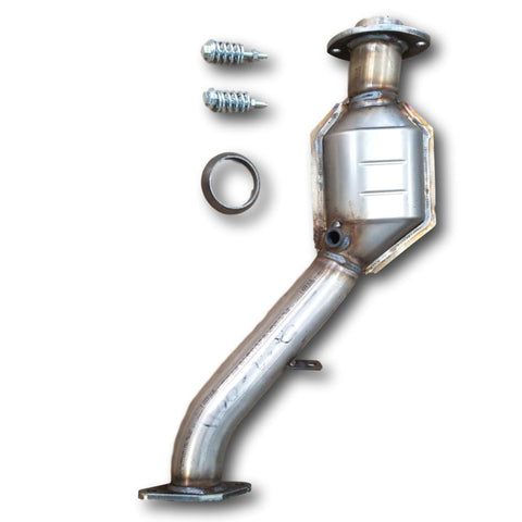 Subaru WRX 2006-2007 Rear Catalytic Converter 2.5L 4cyl Turbo