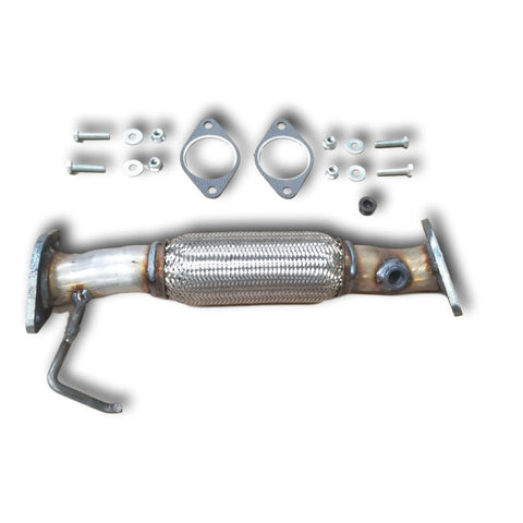 2011 to 2013 Hyundai Tucson 2.0L 4cyl exhaust flex pipe