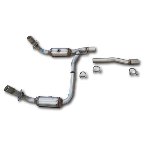 Jeep Liberty 2008-2013 Catalytic Converter 3.7L V6