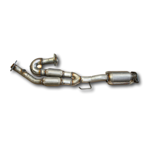 Nissan Maxima 2004-2006 Flex and Catalytic Converter 3.5L V6