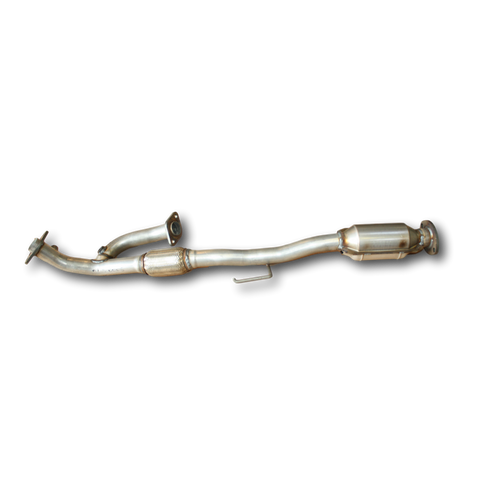 Toyota Camry 3.0L 6cyl Rear Catalytic Converter - Side View