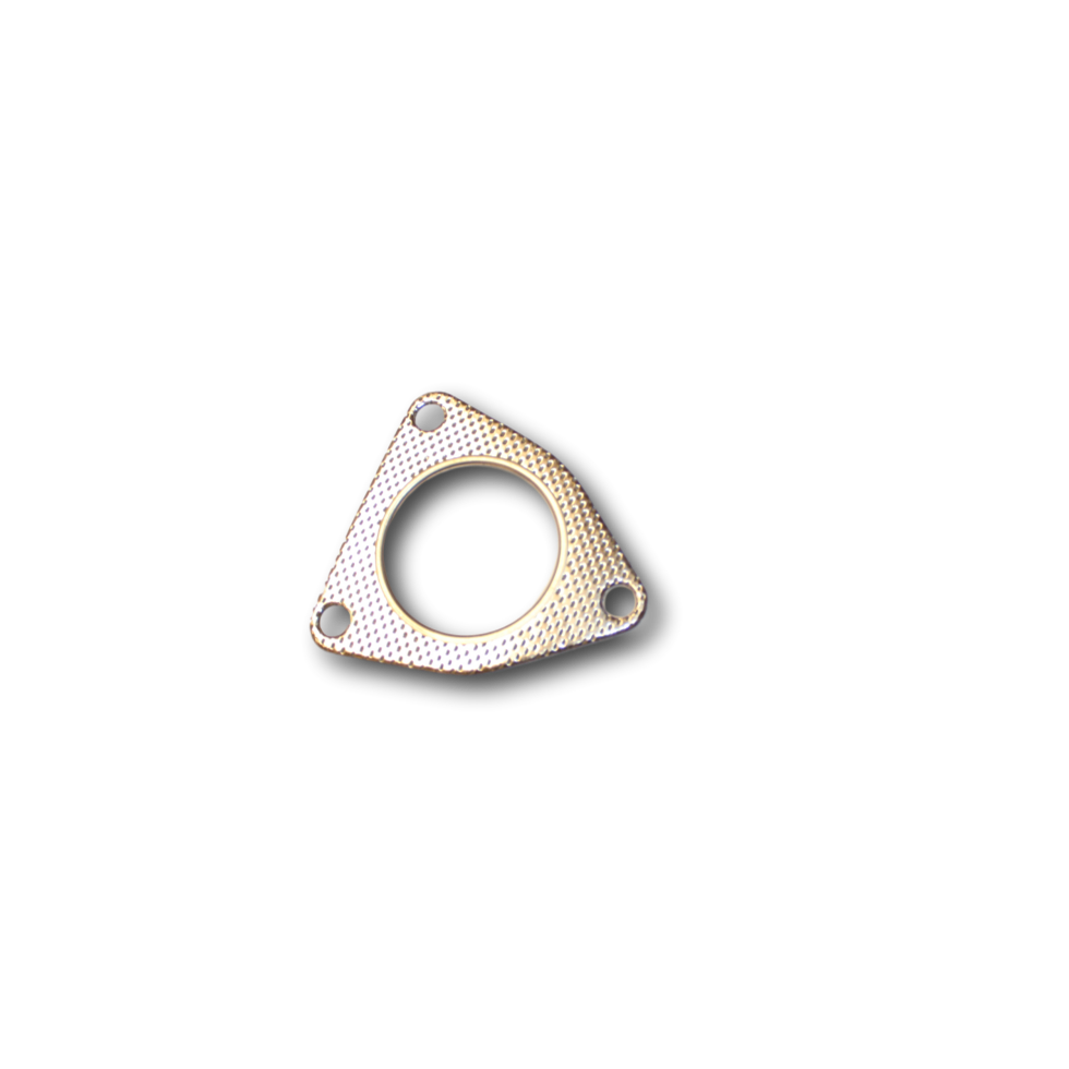 "Gasket, Triangle Perforated W/Ring 2 5/8"" ID"
