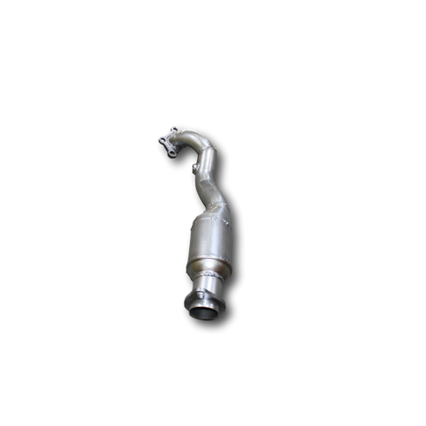 Top view of 2010-2011 Cadillac CTS 3.0L V6 Right Catalytic Converter