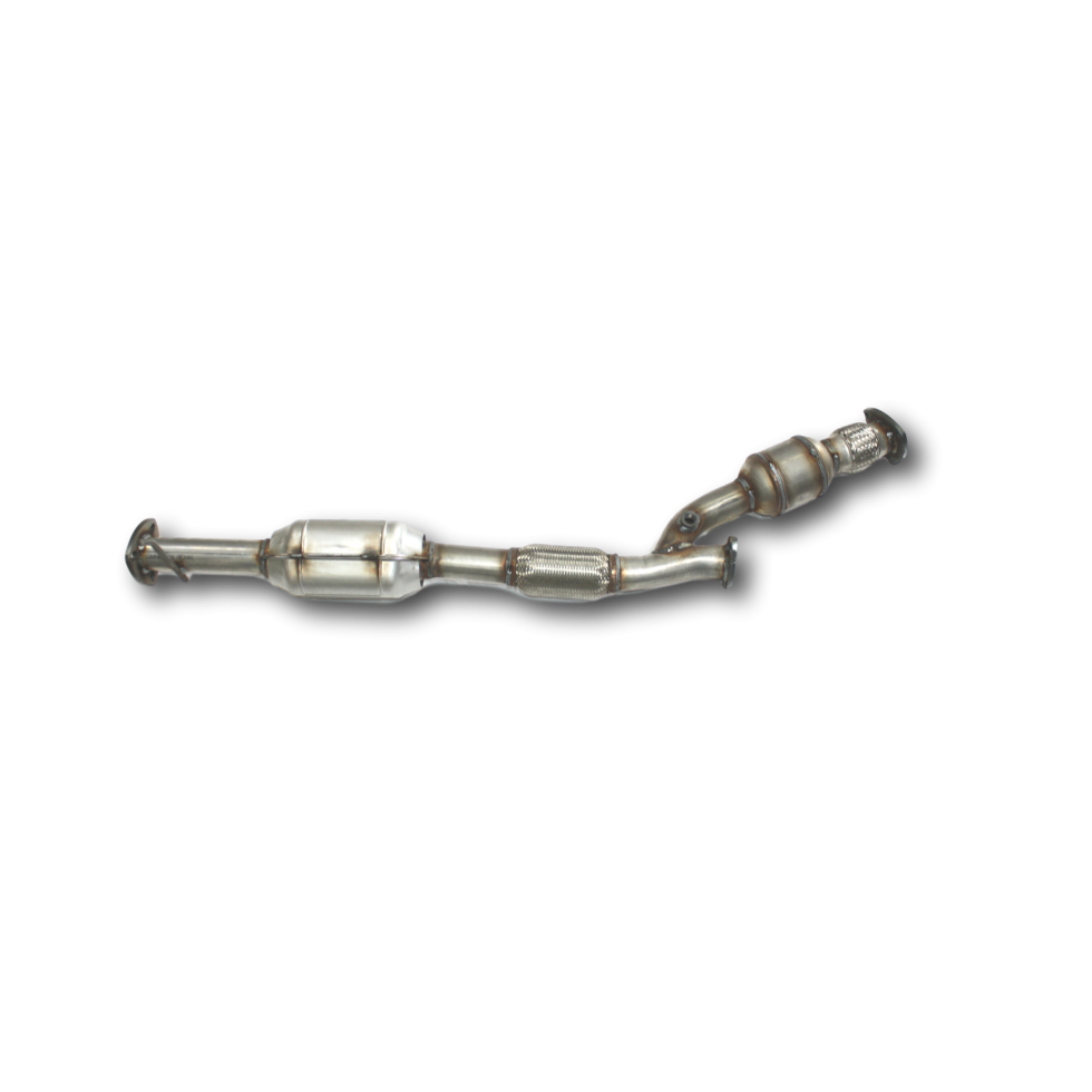 Saturn Vue 3.0L Catalytic Converter 2002-2003 Rear