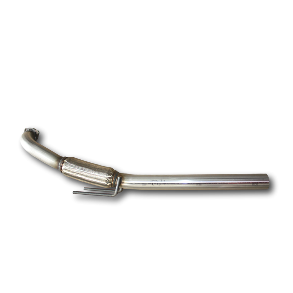 "Volkswagen MK4 TDI Jetta / Golf / Beetle 2.5"" Performance Downpipe"