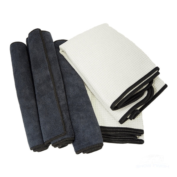 Car Drying Microfiber Towel Set