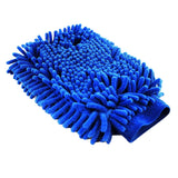 Double-Sided Chenille Microfiber Wash Mitt