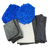 Ultimate Car Detailing Microfiber Towel Set