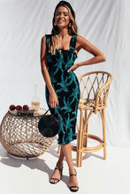 TINA MIDI DRESS - BLACK - Always the Sun Boutique