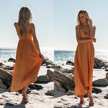 TIA MAXI DRESS || MANGO