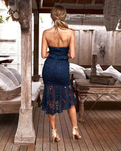 MADISON DRESS ~ NAVY - Always the Sun Boutique