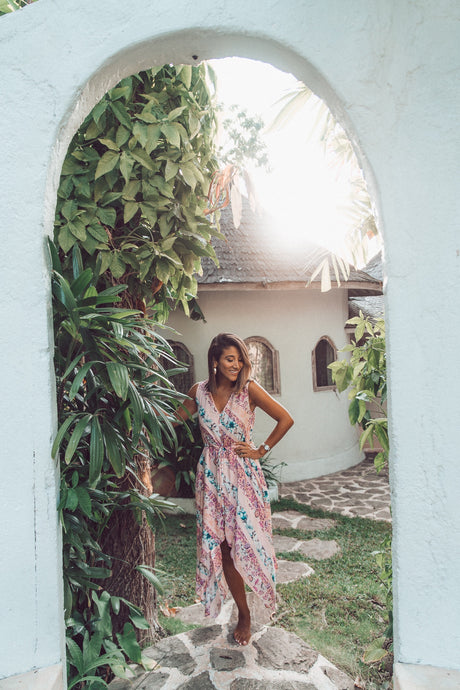 HACIANDA MAXI DRESS - Always the Sun Boutique