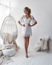 JENNY DRESS - WHITE - Always the Sun Boutique