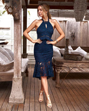 MADISON DRESS ~ NAVY