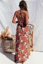 KEYS HALTER MAXI - Always the Sun Boutique