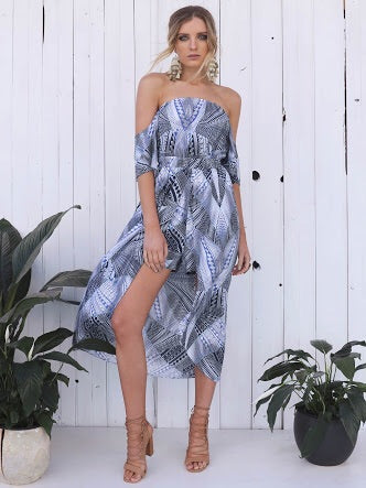 BABUSHKA PLAYSUIT/DRESS - Always the Sun Boutique
