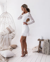 MEDINIE DRESS - WHITE - Always the Sun Boutique