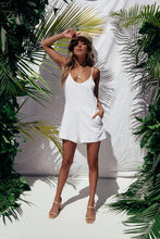 JUNGLE JUMPSUIT - WHITE - Always the Sun Boutique