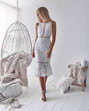 TIA DRESS -WHITE - Always the Sun Boutique