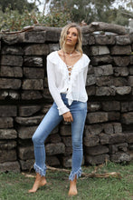 FRINGE FOXY JEANS - Always the Sun Boutique