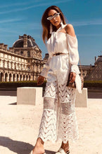 VENICE LACE PANTS - WHITE - Always the Sun Boutique